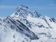 Zoomata sul gigante delle Alpi Cozie
