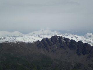 Rocca Moross e dietro il Granpa