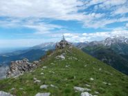 cima del Monte La Piastra