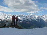 alcuni 3000 delle valli di Lanzo