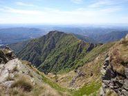 la cresta dal Gavala al Tovo