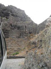 La strada che conduce a Fonthaynas