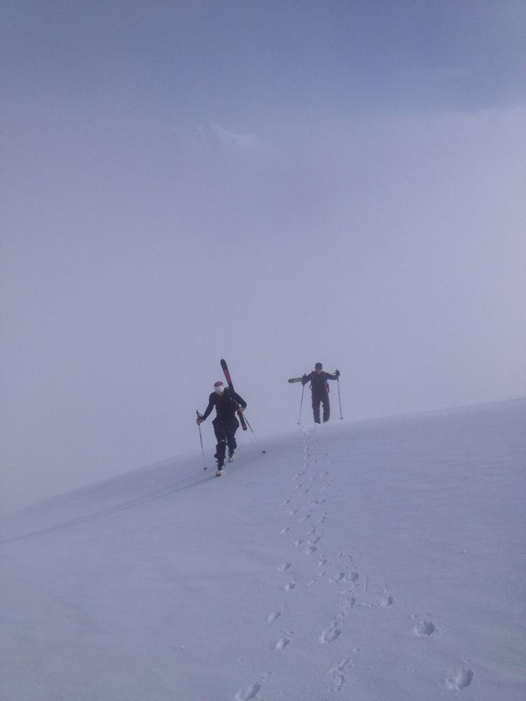 fuori dalla nebbia