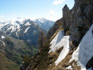 passaggio a nord dopo Rocca Fera'