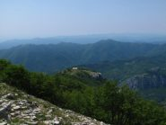 L'Abbazia di San Pietro ai Monti sul bel poggio panoramico