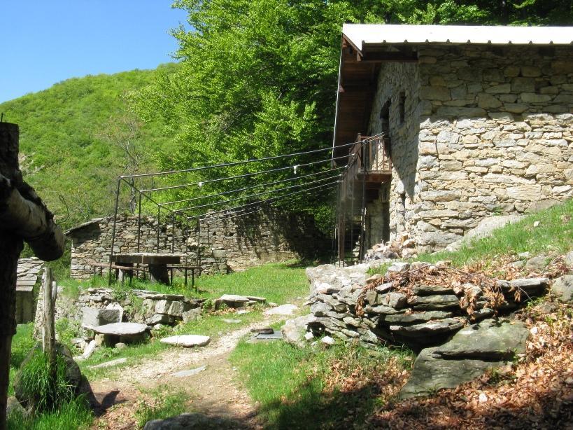 Grandubbione (Vallone di) da Dubbione, anello dei Sette Ponti 2013-06-07