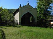 La chiesetta di Serforan