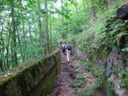 Vecchio canale tra San Bartolomeo e Fiolera
