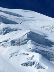 Bel percorso alpino