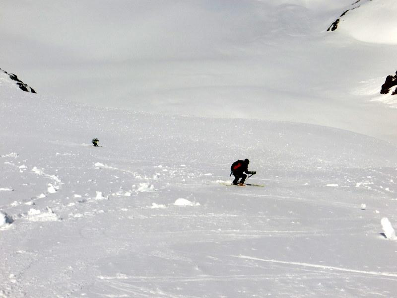 In francese: du bon ski