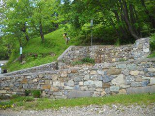 case penna struttura per l'acqua