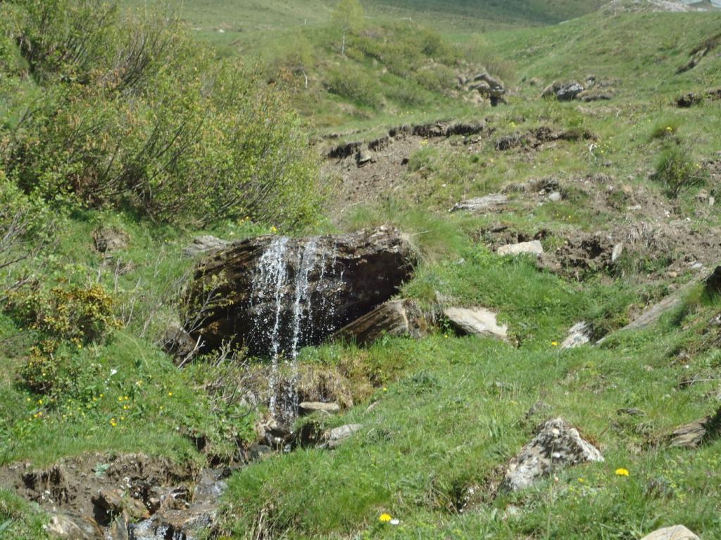 cascatelle d'acqua