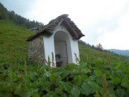Cappella Alpe Dorchetta