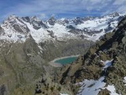diga di Telessio e alta valle di Piantonetto