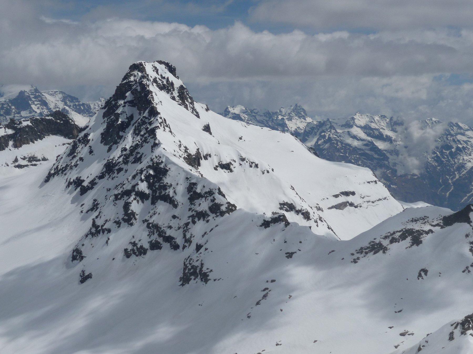 Levanna Orientale dalla cima