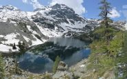 lago Cornuto-Tète des Hommes
