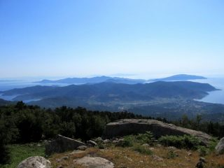 Panorama da Massa alla Quata