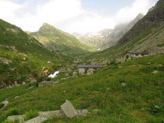 Arrivo alle Alpi Pasquere