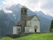 Salecchio Inferiore la chiesa