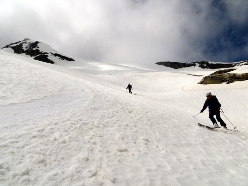 Very, very good ski.
