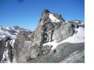 La rocca Bianca da nord est