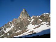La Rocca Bianca..salendo al Colle di San Veran