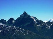 cresta Savaresch e il Re