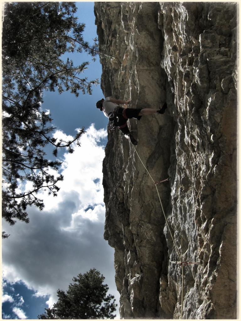 Paroi de la Grotte (Falesia) 2013-06-21