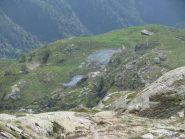 Alpe Gran Fumà, visto dall'alto