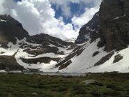 Lago Albergian (2300 m circa)
