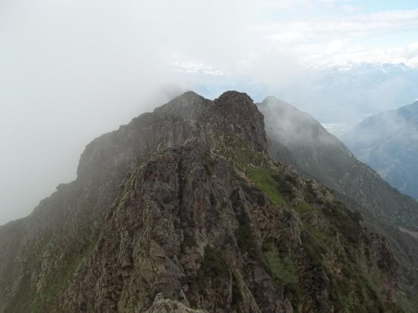 Crotta (Cima) e Scaravini (Cima) Traversata Megolo-Anzola 2013-06-23