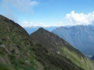 Cima Crotta prominente in Val d'Ossola