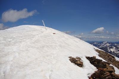monte Giove mt. 3009