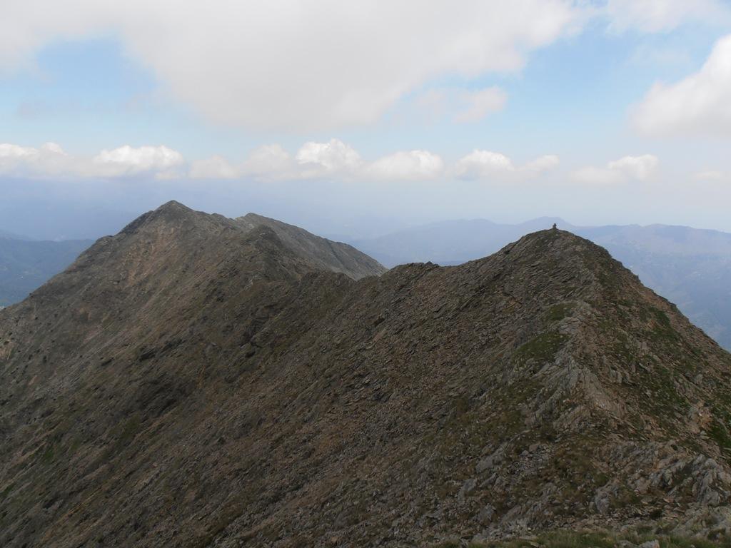 02 - cresta da P.ta Imperatoria alla Torretta del Prete