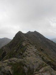 04 - P.ta Imperatoria vista dalla cresta verso la Torretta del Prete