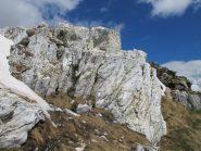 La pietra bianca del Monte Pietra Bianca