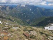 Panorama verso il Biellese