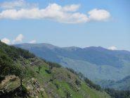 Vista verso M. Aiona e M. Penna