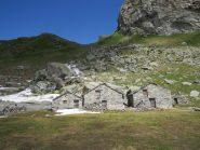 Alpe Oche superiore e Bocchetta delle Oche