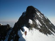 Verso la punta Svizzera