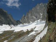 Nevai e Col des Chasseurs tra la Rouge e la Noire