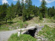 il ponte sul rio Servierettes