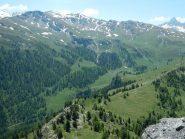 dalla Dormillouse al Pic de Roche Brune