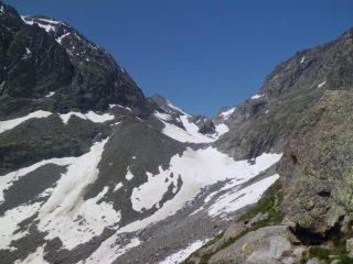Alta valle dal bivacco