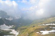 panorama limitato verso la Val Soana