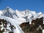 I giganti del Vallese:Dom,Lenzspitze,Nadelhorn,Nadelgrat