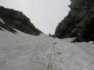 canale:picca,ramponi e corda...