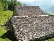 costruzioni tipiche all'Alpe di Veglia