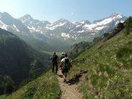 ....verso l'Alpe Veglia
