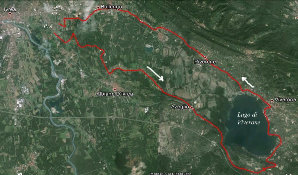 Viverone (Lago di)giro da Ivrea 2013-07-09